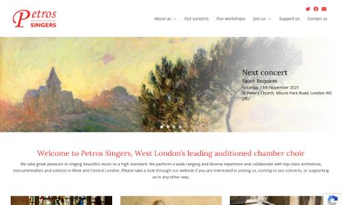 petrossingers.org